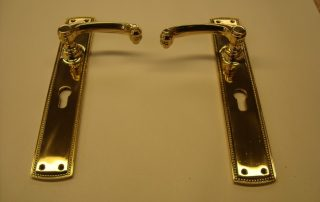 Brass Internal Handles