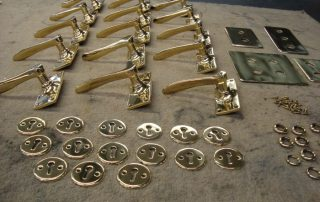 Brass Key Covers