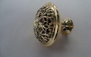 Brass Lacquered Door Handle