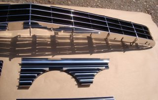 Caddy Grille
