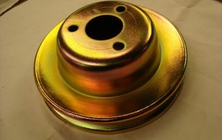 Colour Zinc Pulley