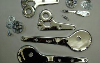 Dismantled Car Seat Handles