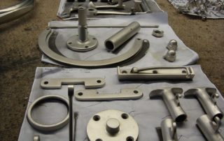 Dull Nickel Small Parts
