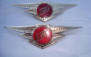 Jenson badge