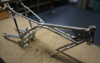 Nickel Plated Frame