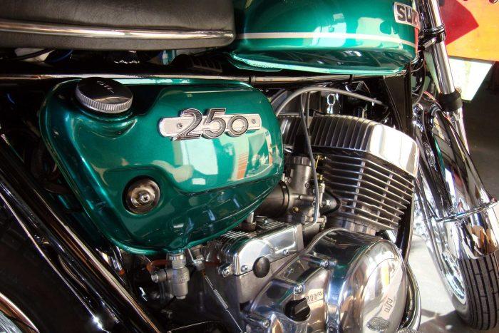 Restored Suzuki Hustler