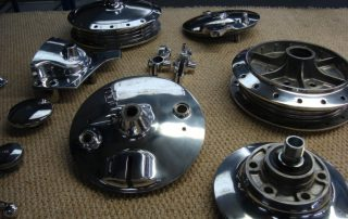 alloy polishing