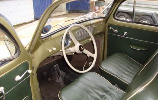 beetle interior