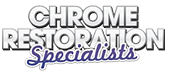 Chrome Footer Logo