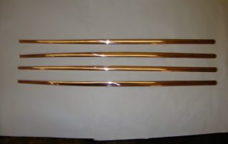 copper trims