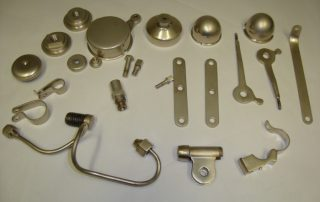 dull nickel parts
