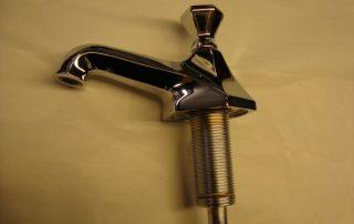 waste tap