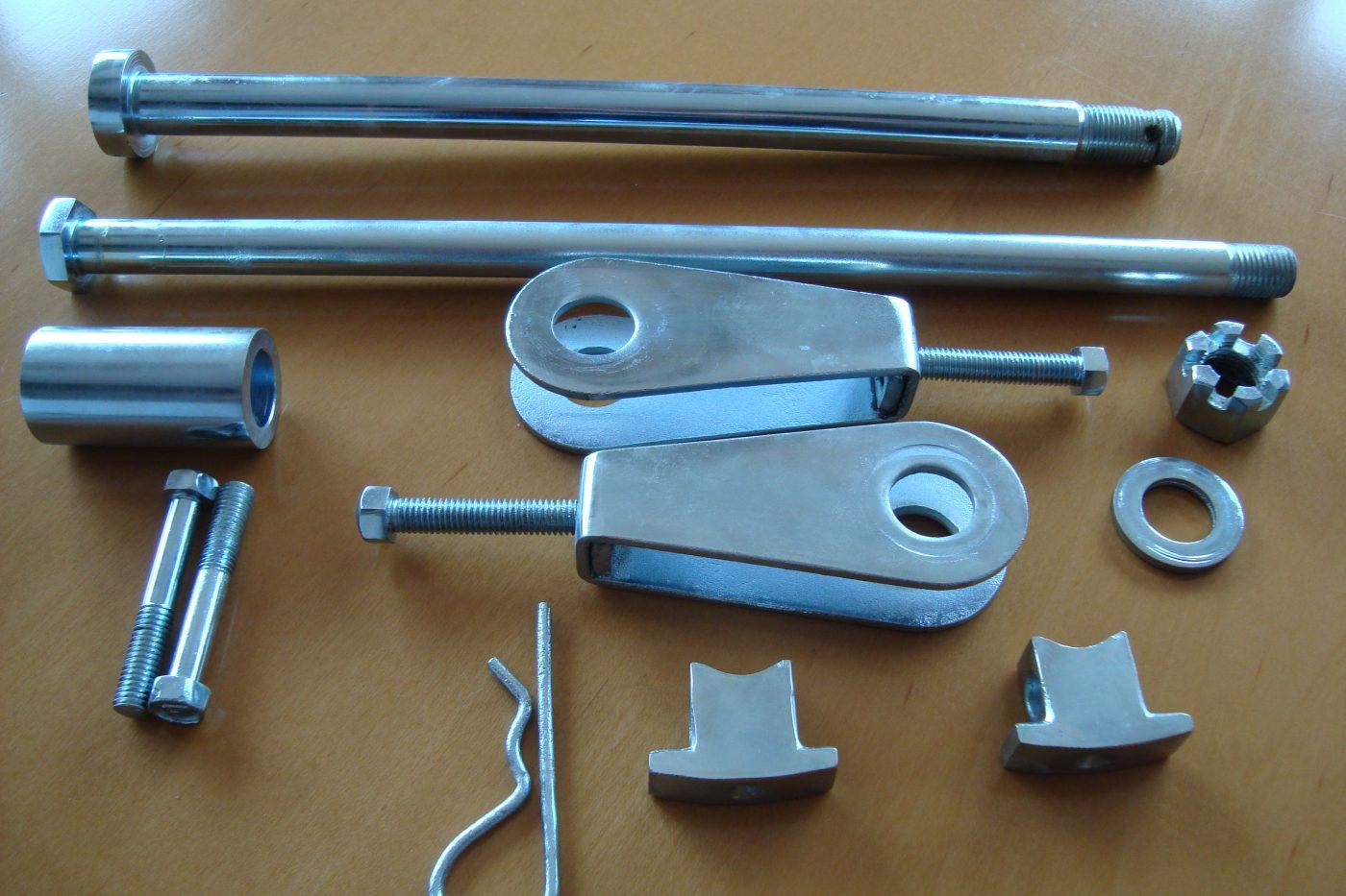 Bright Zinc Plating | Chrome Restoration Specialist