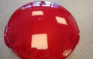 Tail Lamp Lens Polished