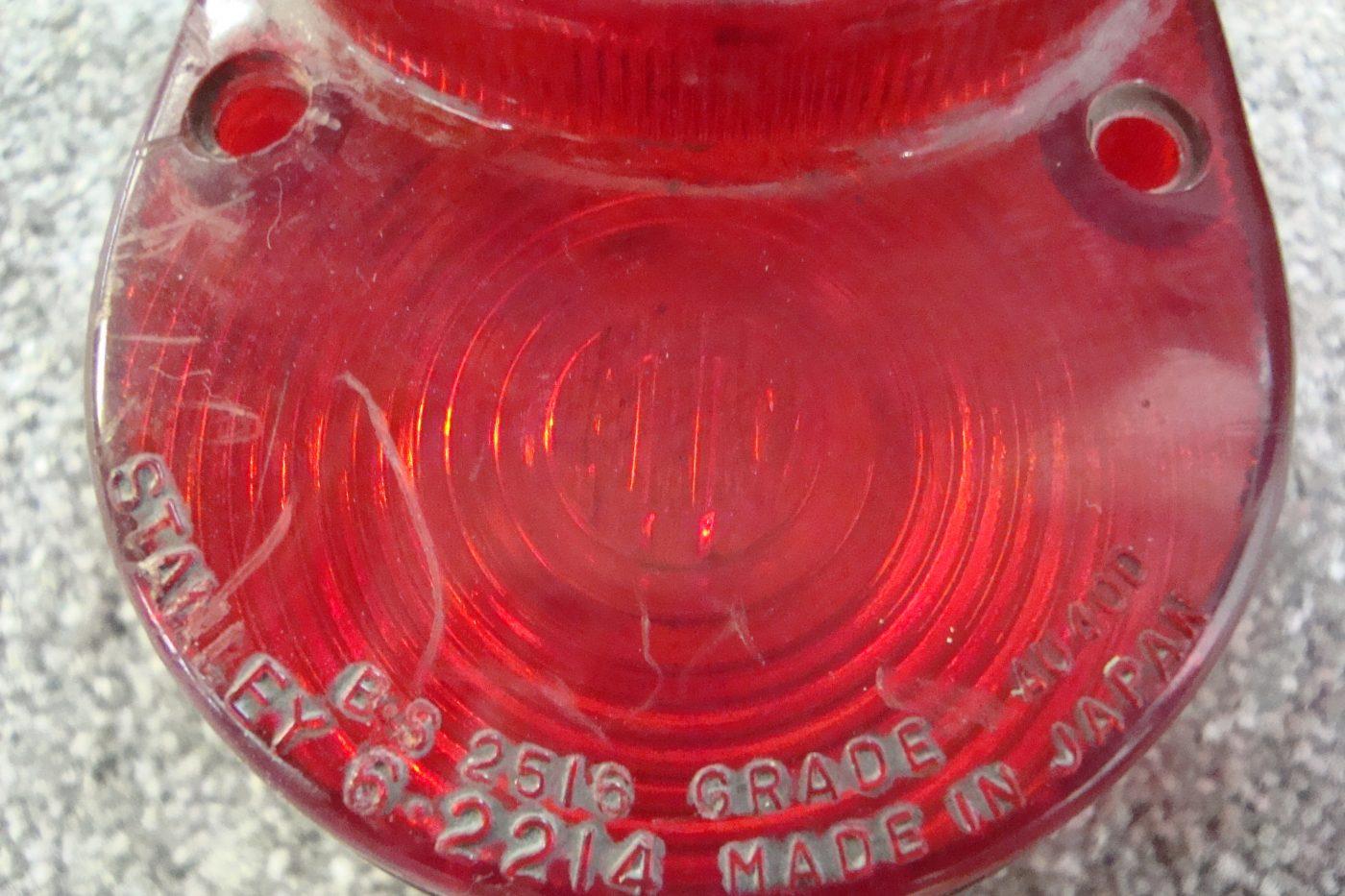Tail Lamp Lens Restoration | Chrome Restoration Specialist