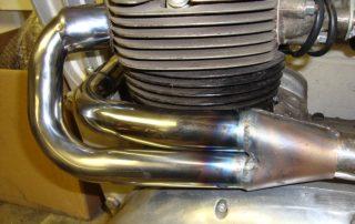 BSA Exhaust 3