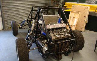 Grass Buggy Exhaust 2