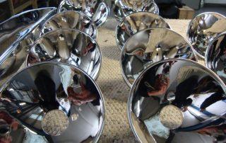 Headlamp Silvering
