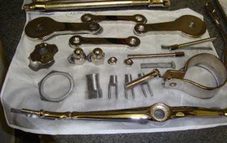 Nickel mc parts