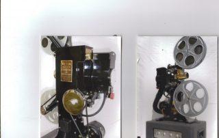 Projector Parts