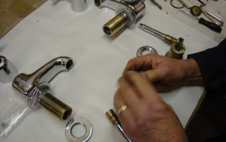 Taps re-assy 1