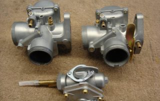 Carburetor Restoration After