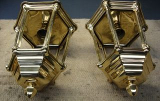 brass lantern 2