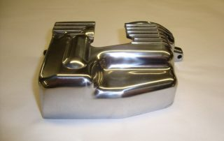 laquered engine cover