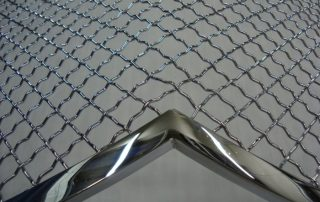 mesh close up