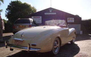 sunbeam rear view