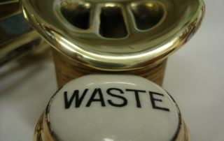 waste polished