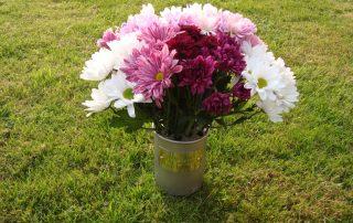 Stainless Steel Flower Vase