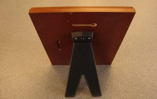 Plaque Stand