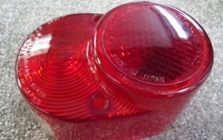 Tail lamp Polished