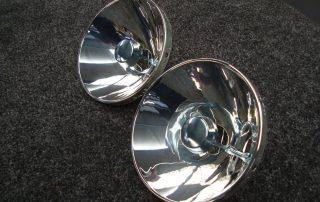Headlamp Re-Silvering